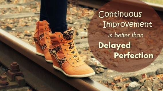 continuous improvement steps